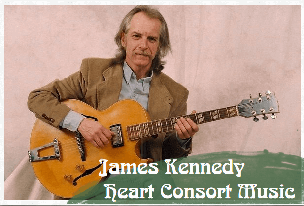 Multi-genre Artist & Performer James Kennedy's Latest Offerings